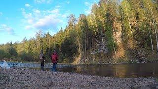 Шишим река рыбалка