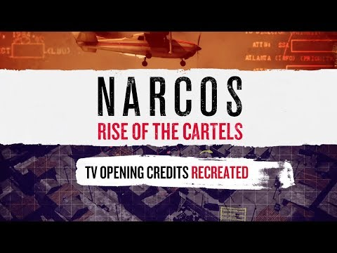 Narcos: Rise of the Cartels | TV Opening Credits Recreated thumbnail