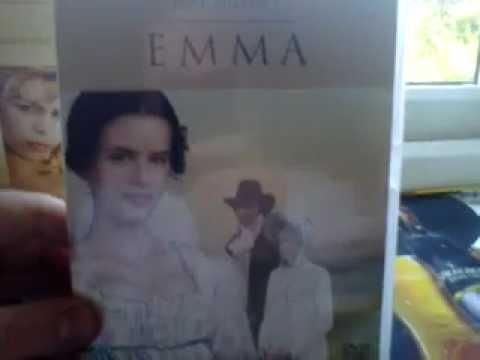 The Jane Austen DvD Collection
