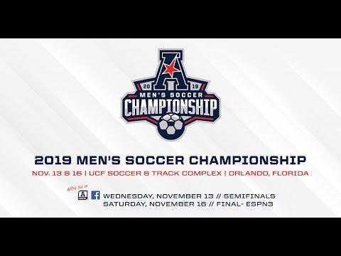 2019 American Men's Soccer Championship Semifinals - Temple vs UCF