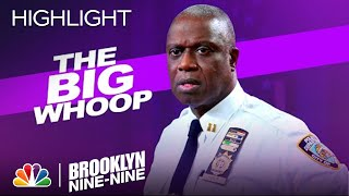 A Tragic Mouse Burrito Incident Leads to an NYPD Walkout - Brooklyn Nine-Nine