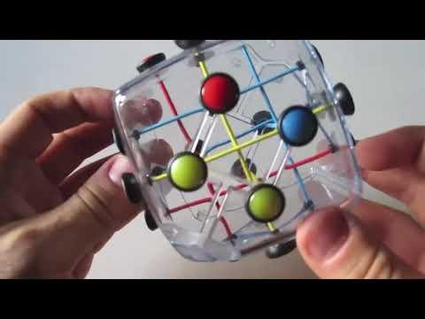 Youtube Video for BrainString - Tricky Tangled Brain Teaser!