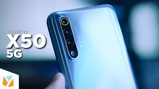 Realme X50 5G Unboxing & Hands-On