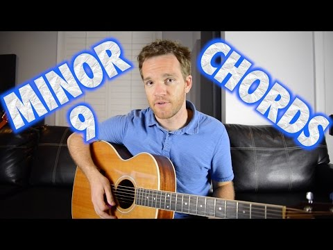 How to Play Minor 9 Chords on Guitar