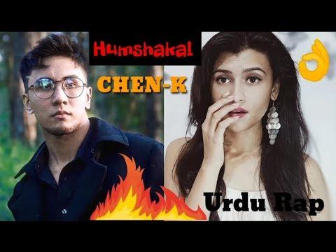 CHEN -K - Humshakal (Official Video)  l Urdu Rap l Pahadigirl reaction