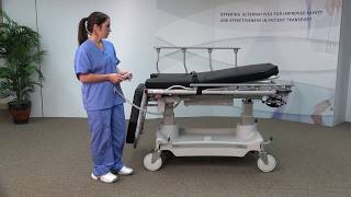 Hausted Converge Powered Treatment and Exam Stretcher