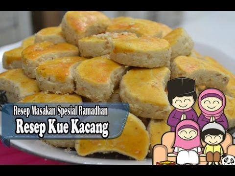 Video Resep Mudah Membuat Kue Kacang Gurih dan Renyah