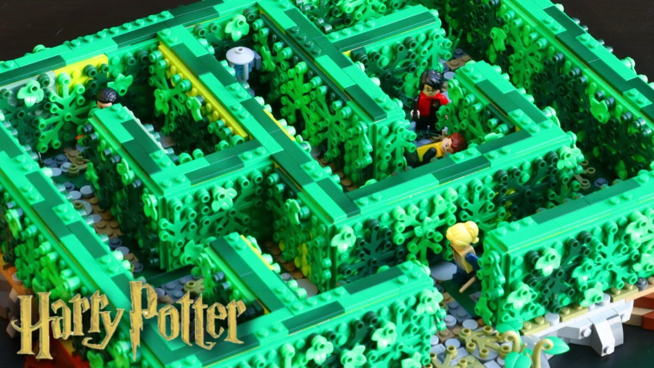 LEGO Triwizard Maze from Harry Potter and the Goblet of Fire