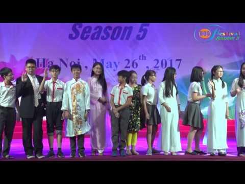 Trình diễn thời trang: Sắc Màu Bill Gates - Festival Bill Gates Schools -  Season 5 (2016 - 2017)
