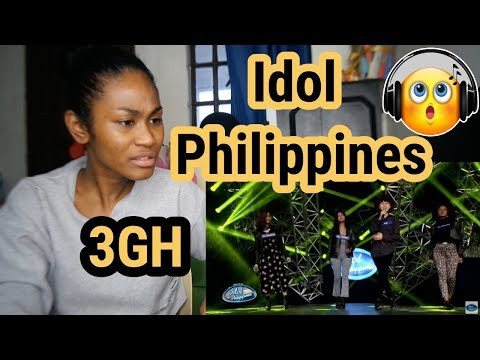 """3GH rocks the stage with their """"Try"""" performance   Theater Round   Idol Philippines 2019   Reaction"""