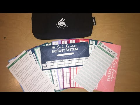 Clever Fox Cash Envelope Budgeting System Review