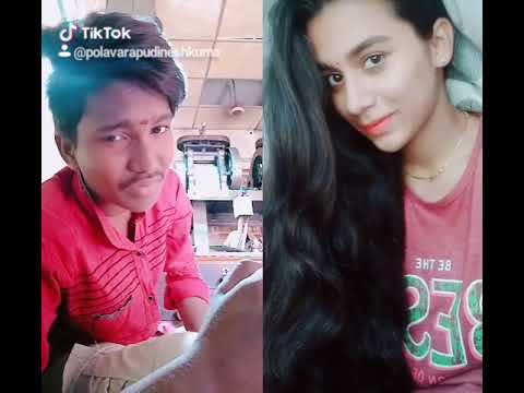 Tik Tok video Nani song akkada akkada