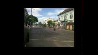 preview picture of video 'Kisvárda Rally 2010.'