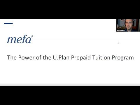 The Power of the U.Plan Prepaid Tuition Program