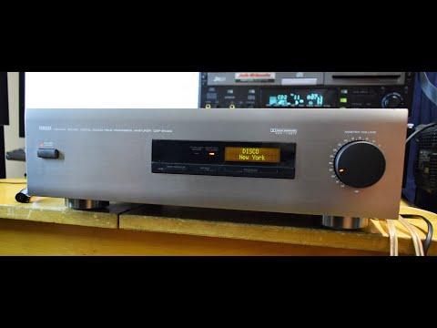 YAMAHA Natural Sound Digital Sound Field ProcessorAmplif DSP E1000 olcsón eladó! Kép