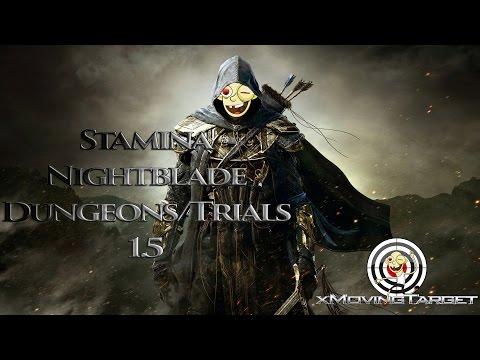 The everywhere viable Stamina Nightblade! — Elder Scrolls Online