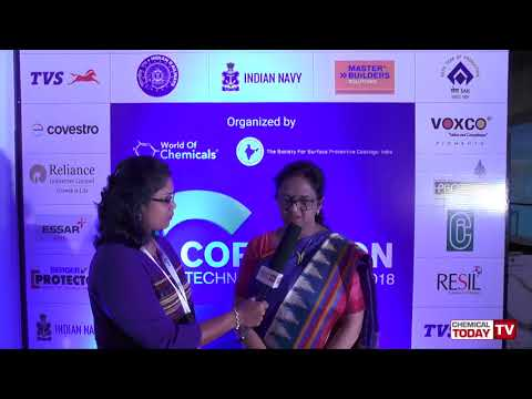 Dr. Jaya Rawat, BPCL - Corrosion Technology Forum 2018