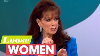 Jackie Collins On When To Start The Working Day | Loose Women