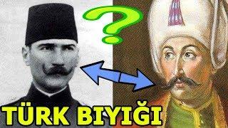Yavuz Sultan Selim ve Atatürk Neden Böyle Bıyık Bıraktılar? (Türk Tarihinde Bıyık)