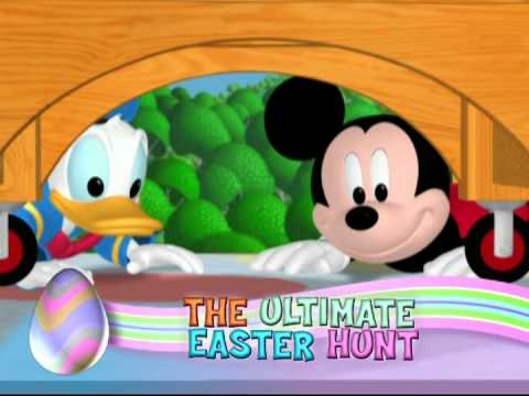 Mickey Mouse Clubhouse Mickey's Great Clubhouse Hunt Trailer