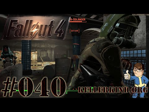 Fallout 4 [HD|60FPS] #040 - Revere Beach Station ★ Let's Play Fallout 4