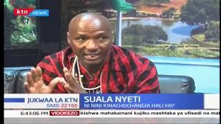 Suala Nyeti: Ni nini kinachochangia mzozo wa ardhi Kajiado | Jukwaa la KTN Part 2