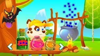 ПЕСИК ДУДУ #4 лечим песика у доктора веселое развлекательное видео для детей #УШАСТИК KIDS