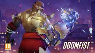 Trailer gameplay Doomfist - ITA