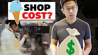 How Much It Costs To Start An Ice Cream Shop Business 2021