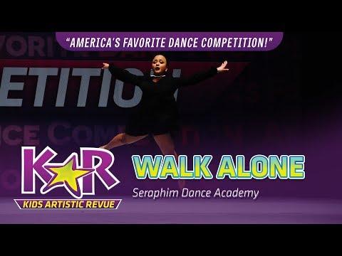 """Walk Alone"" from Serephim Dance Academy"