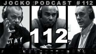 Jocko Podcast 112 w/ Jordan Peterson - Life is Hard.  12 Rules for Life.