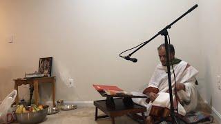 2019 Bhagavatha Day 6 - Shri Gopeenath Achar