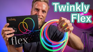 Twinkly Flex Lightstrip im Test - Derzeit beste Lightstrip?