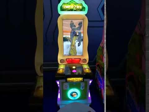 1 Player Temple Run Game