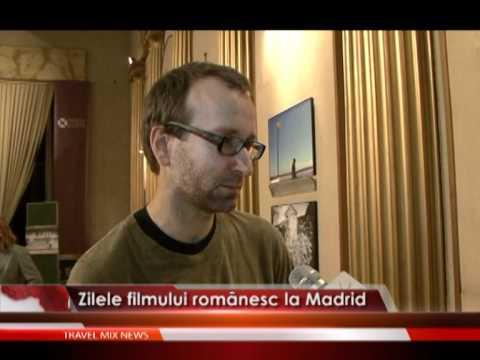 Zilele filmului românesc la Madrid
