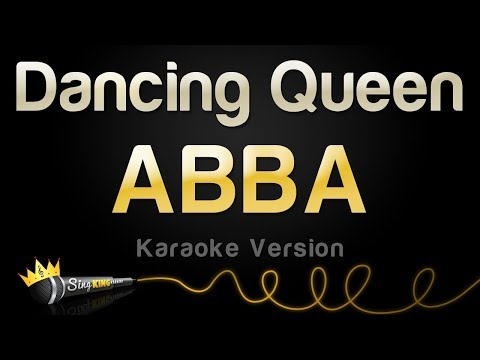 ABBA - Dancing Queen (Karaoke Version)