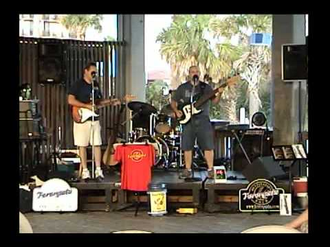 """""""Nerd"""" Played by Ferengata Live @ Pier 60 Clearwater Beach"""