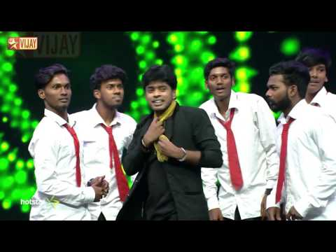 Jodi | ஜோடி - Sandy's Special Performance Mp3