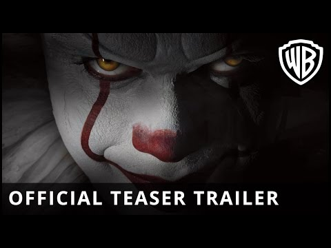IT - Official Teaser Trailer - Warner Bros. UK