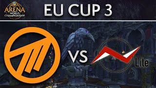 Method Black vs nLite| Upper Quarters| AWC Cup 3