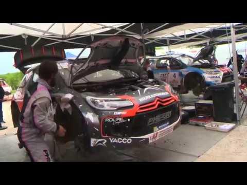 Rallye Castine - Terre d'Occitanie 2018