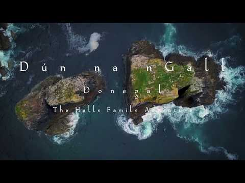 Monty Hall's adventure in Donegal along the Wild Atlantic Way – Chapter Three