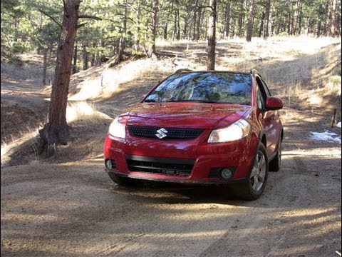 2011 Suzuki SX4 Off-Road Review & Drive