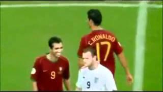 Cristiano Ronaldo vs. Rooney best video