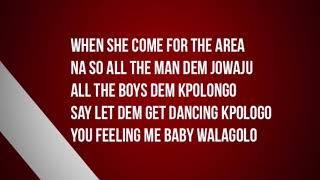 Tekno   Jogodo Official Lyrics