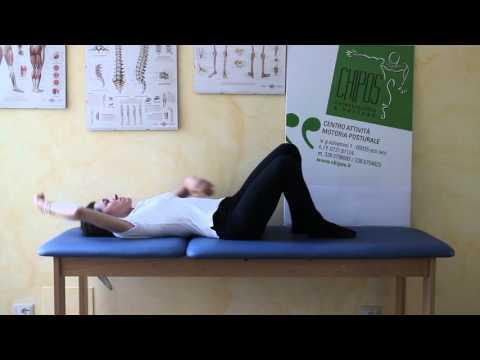 Paul Bragg osteocondrosi della colonna cervicale esercita toracica