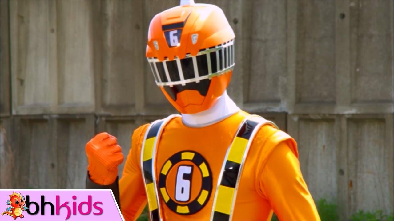 Siêu Nhân Đường Sắt - Ressha Sentai ToQger, Tập 17: Siêu Nhân Cam Hiện Thân - Siêu Nhân Đường Sắt