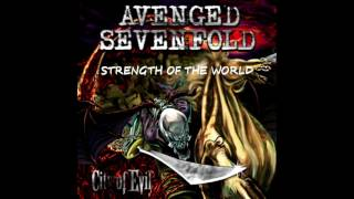Avenged Sevenfold - Strength of the World [Instrumental]