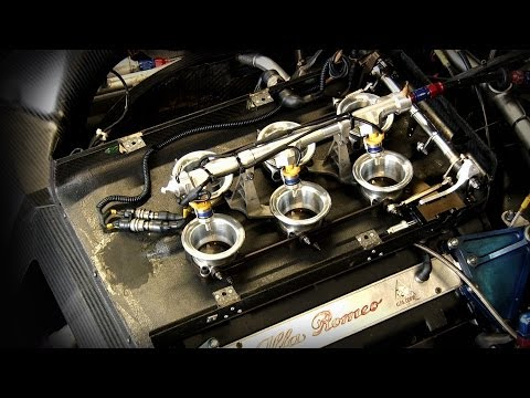 This Alfa Romeo V6 Engine Will Blow Your Mind Autoevolution