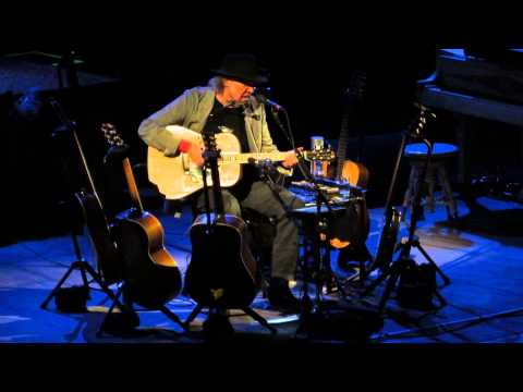 Neil Young - Southern Man - Carnegie Hall - 2014/01/09
